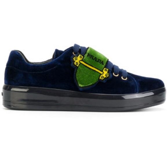 b23b31763b96 Prada Shoes